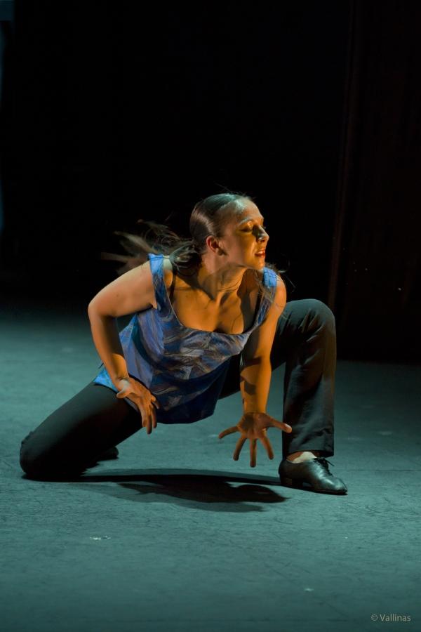 Sara Cano Bailarina y Coreografa