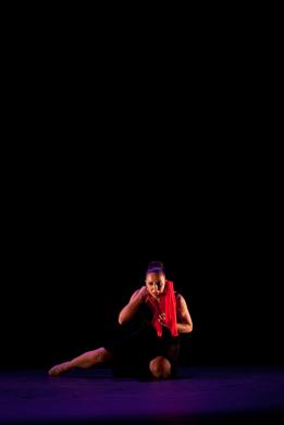 Lágrimas Negras de Sara Cano. Fotografía de Sergio Martínez