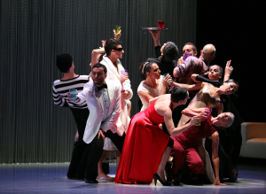 Tacita a tacita. Foto de Pedro Arnay